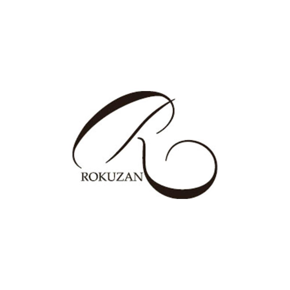 ROKUZAN/碌山 シードパール イニシャルペンダント