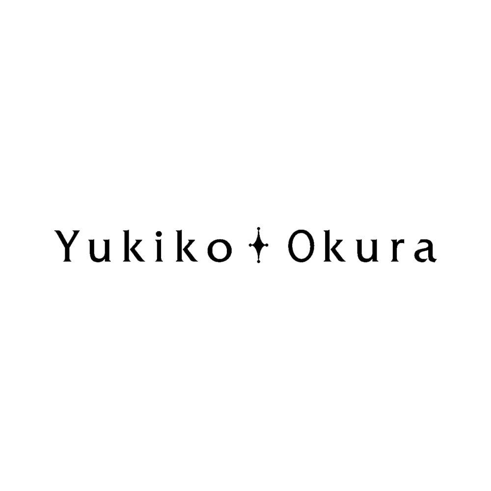 YUKIKO OKURA/ユキコ・オオクラ SV カラーストーン ペンダント