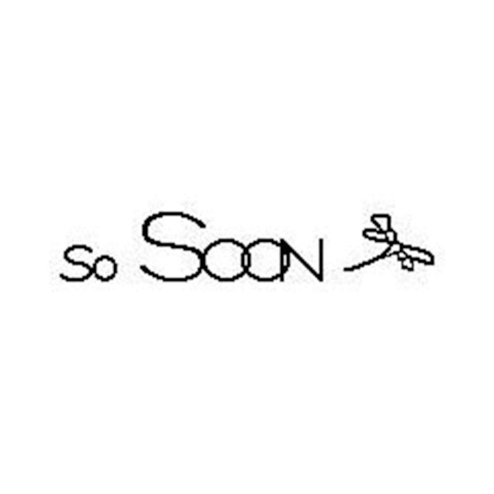 SO SOON/ソースーン スケルトンロングコート