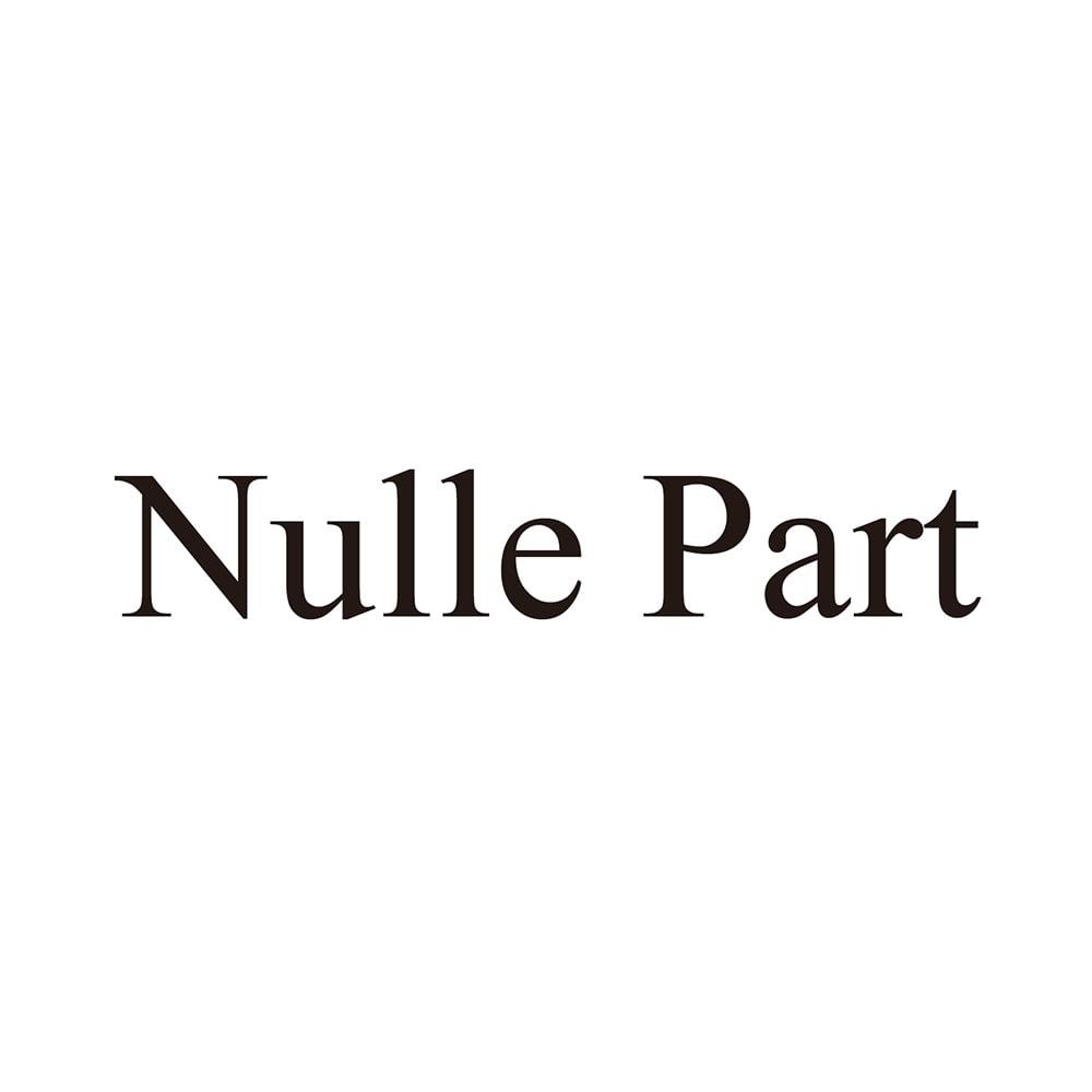 Nulle Part/ニルパール スタッズデザインバッグ