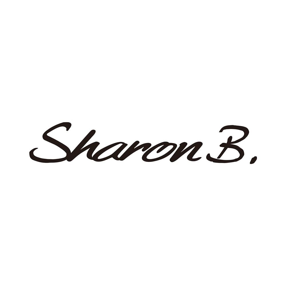 Sharon B/シャロンビー 配色ニット カーディガン(イタリア製)