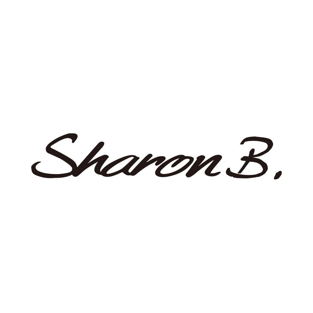 Sharon B/シャロンビー バイカラー ニットカーディガン(イタリア製)