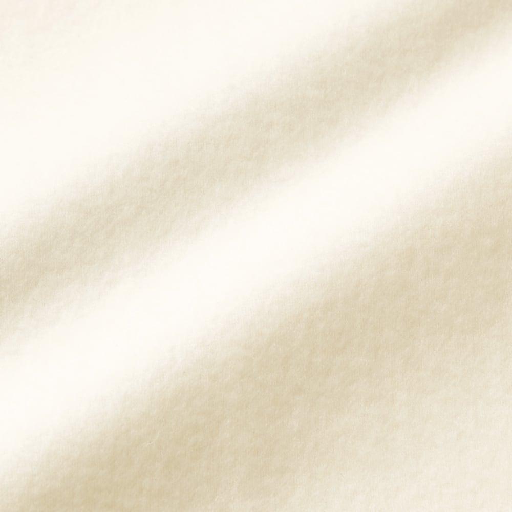 吸湿発熱&帯電防止 裏起毛セミワイドパンツ