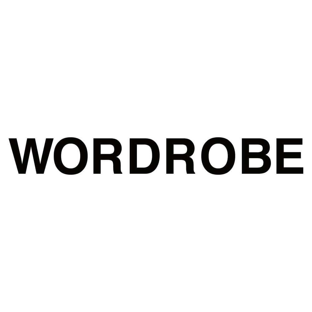 WORDROBE/ワードローブ デコライズTシャツ