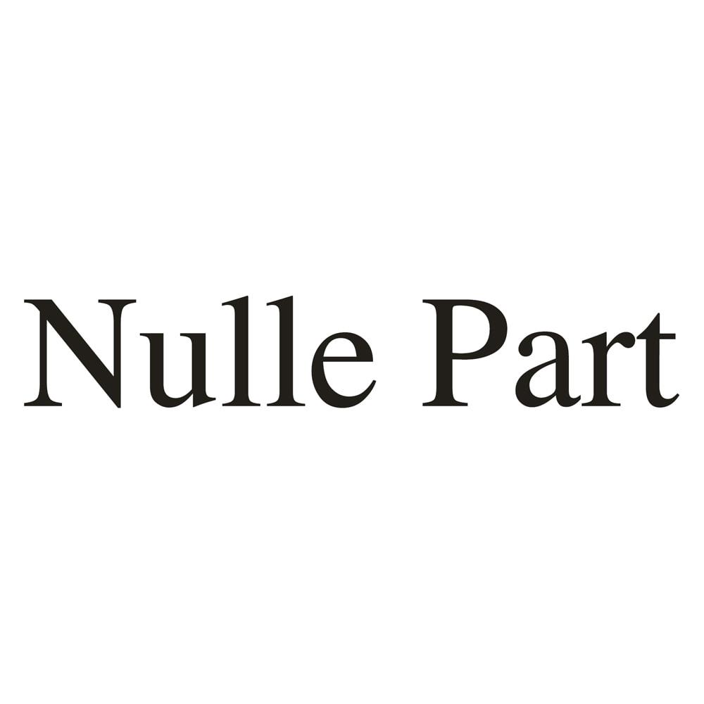 Nulle Part/ニルパール パール調ビジュー付き トートバッグ