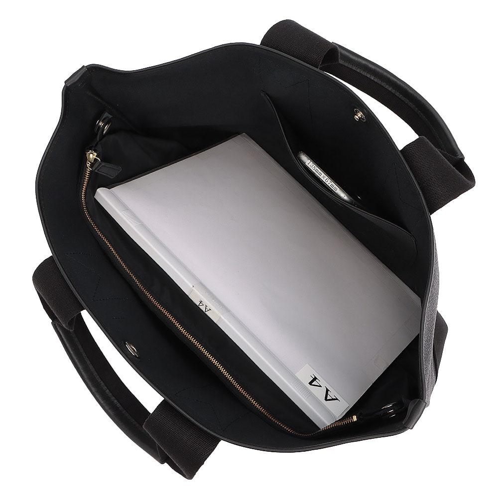 TOPKAPI/トプカピ ビッグトートバッグ A4横サイズ収納可/138mm×67mmスマートフォン内ポケット収納可