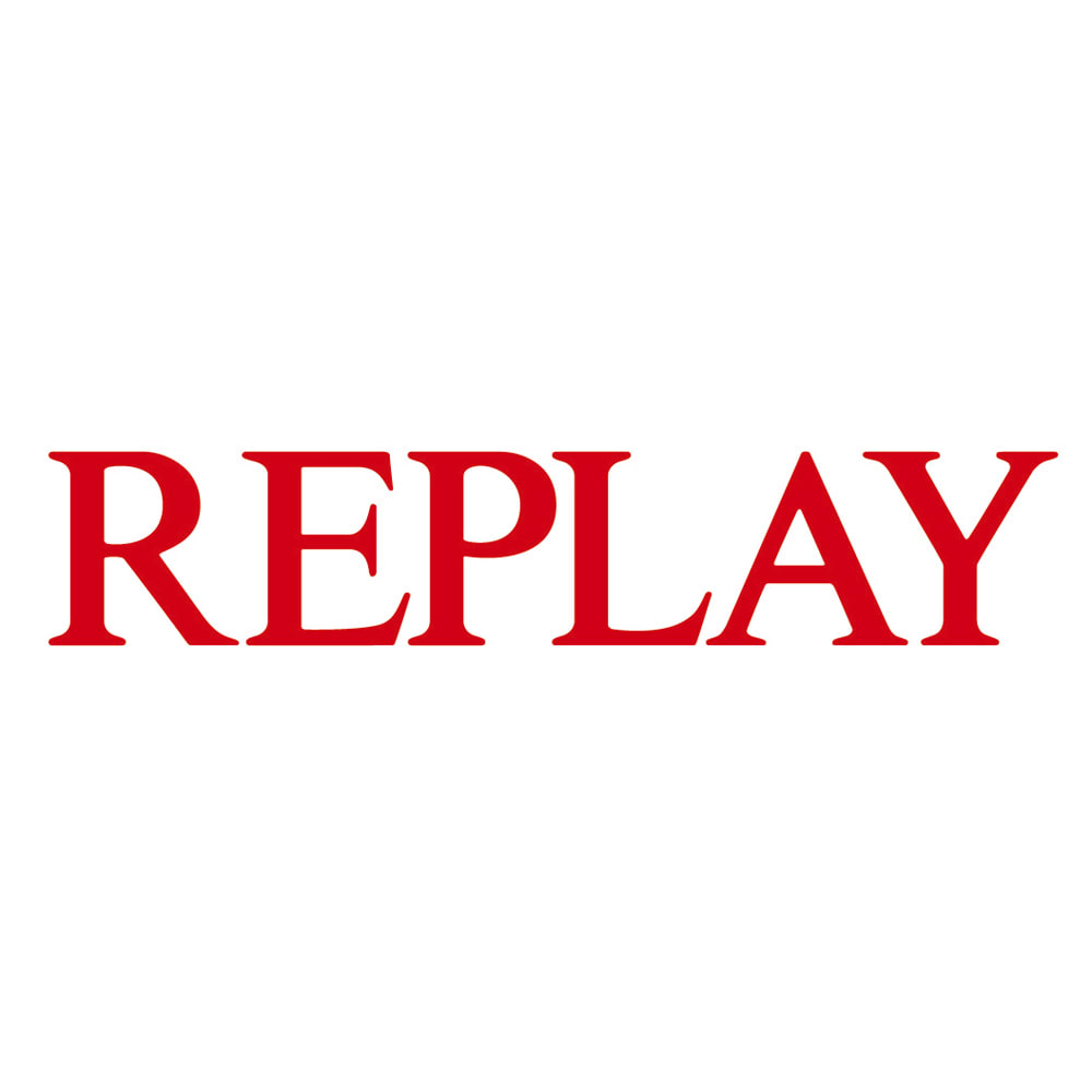 REPLAY/リプレイ ロゴ入り ソックススニーカー