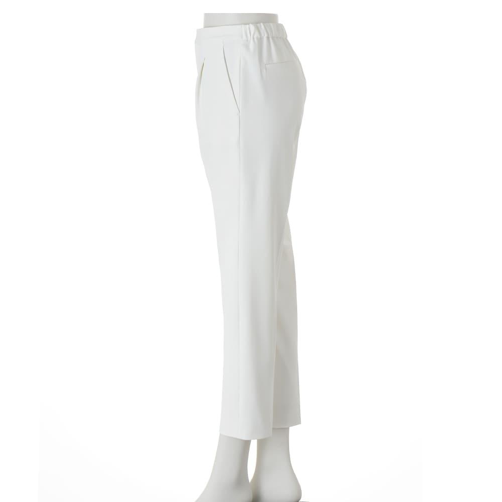 多機能素材シリーズ 9分丈腰高パンツ
