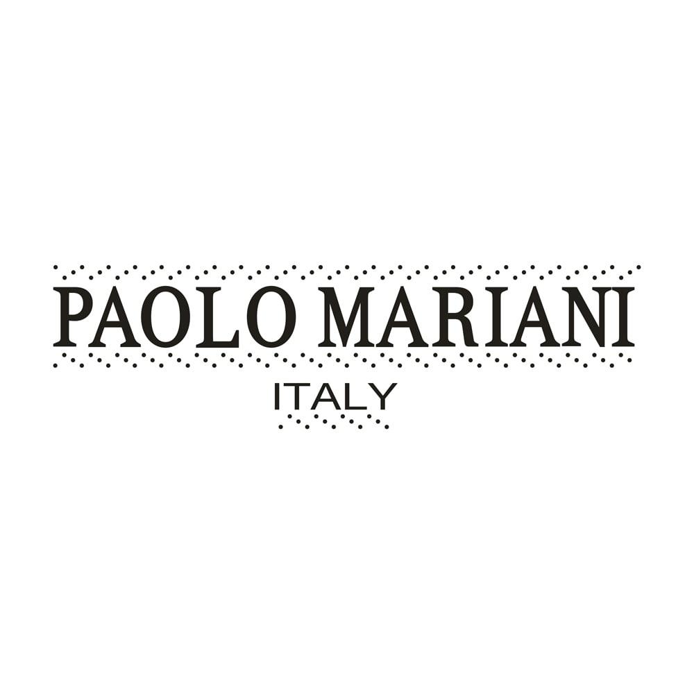 PAOLO MARIANI/パオロマリアーニ ラミネートリネンストール(イタリア製)
