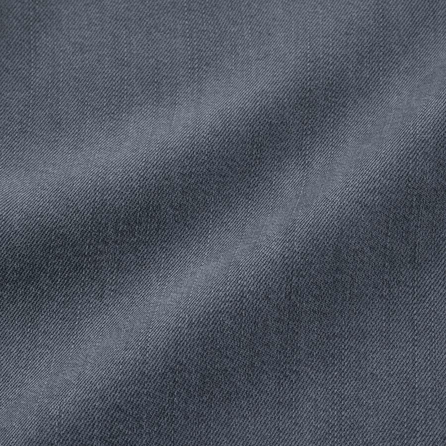 gram blue/グラムブルー バルーンスリーブ シャツワンピース