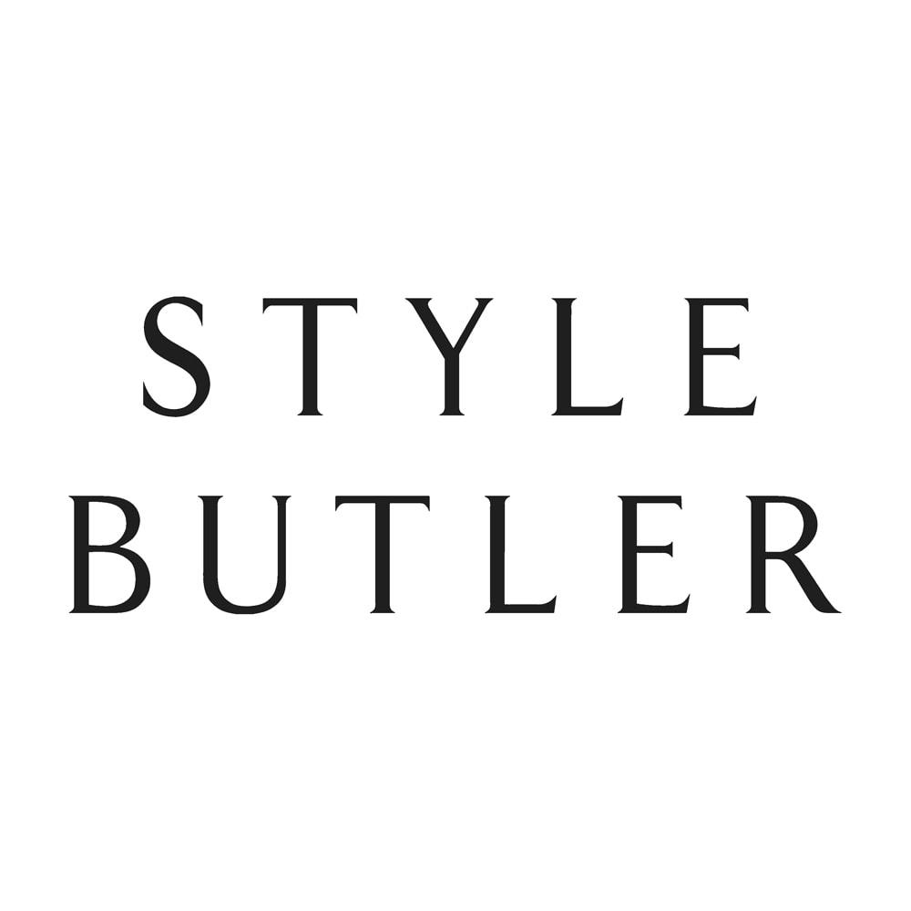 STYLE BUTLER/スタイルバトラー 星柄ボウタイブラウス
