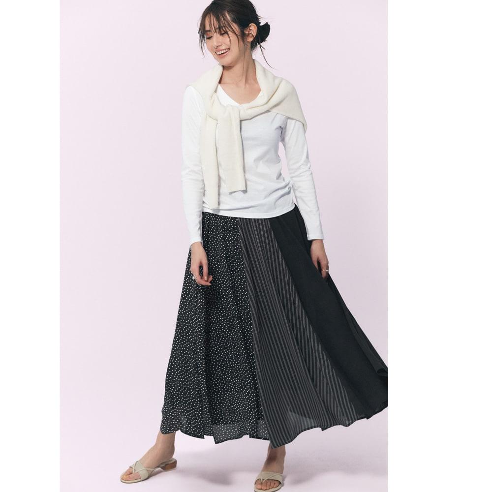 chiaki katagiri/チアキカタギリ トングサンダル (ア)ライトグレー コーディネート例