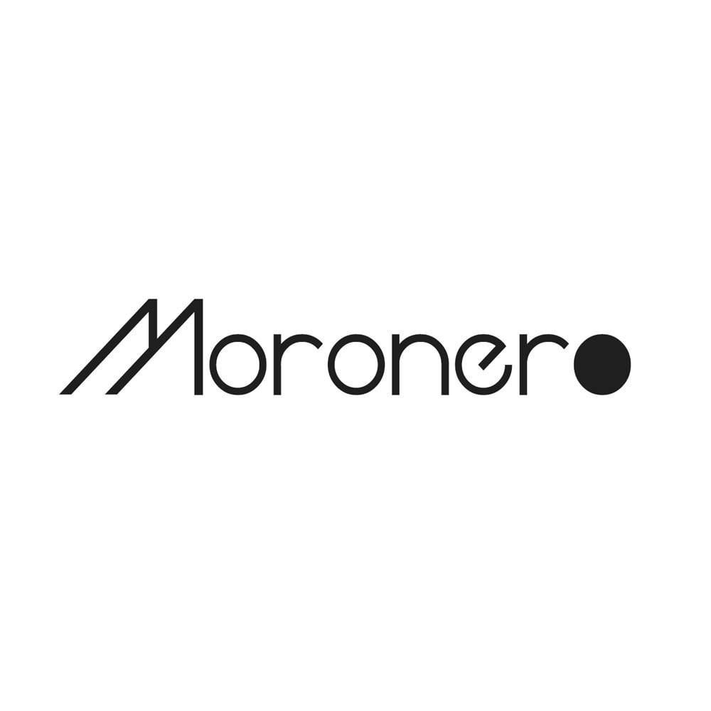 Moronero/モロネロ レザーシャーリング ショルダーバッグ(イタリア製)