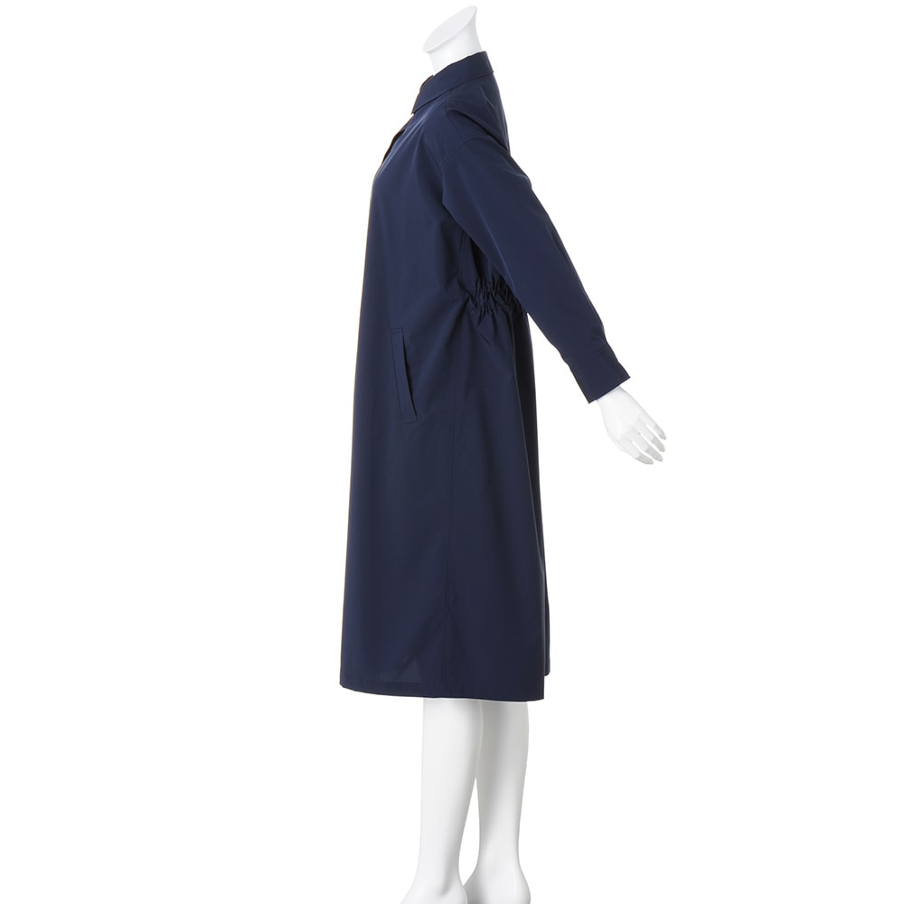 撥水・UV機能素材 ポケッタブル コートシャツ