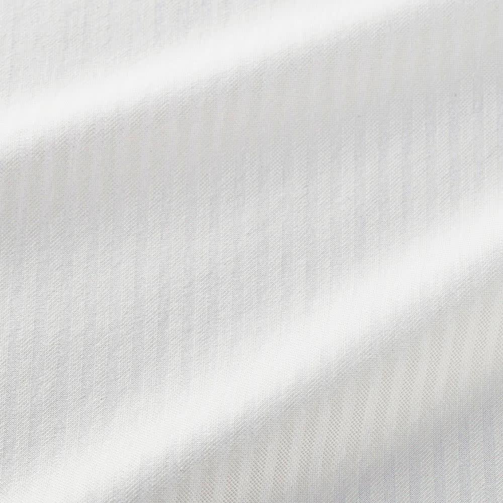 シャドーストライプ ジャージーシャツ