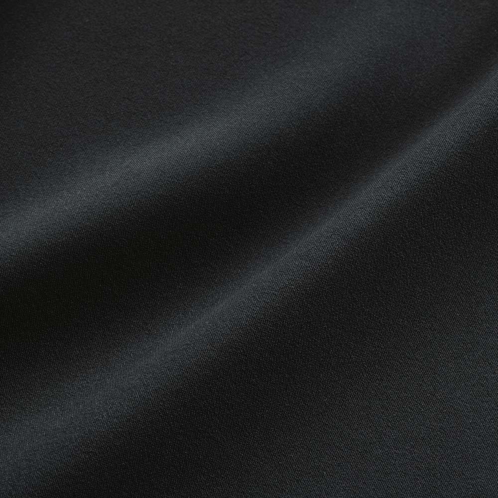 ダブルクロス ベルテッドワンピース (イ)ブラック