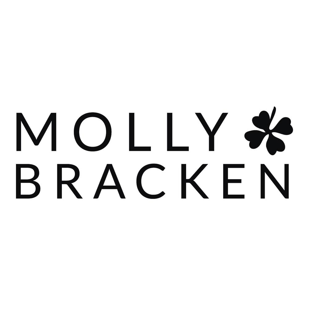 Molly Bracken/モーリーブラッケン スカーフ柄シャツ