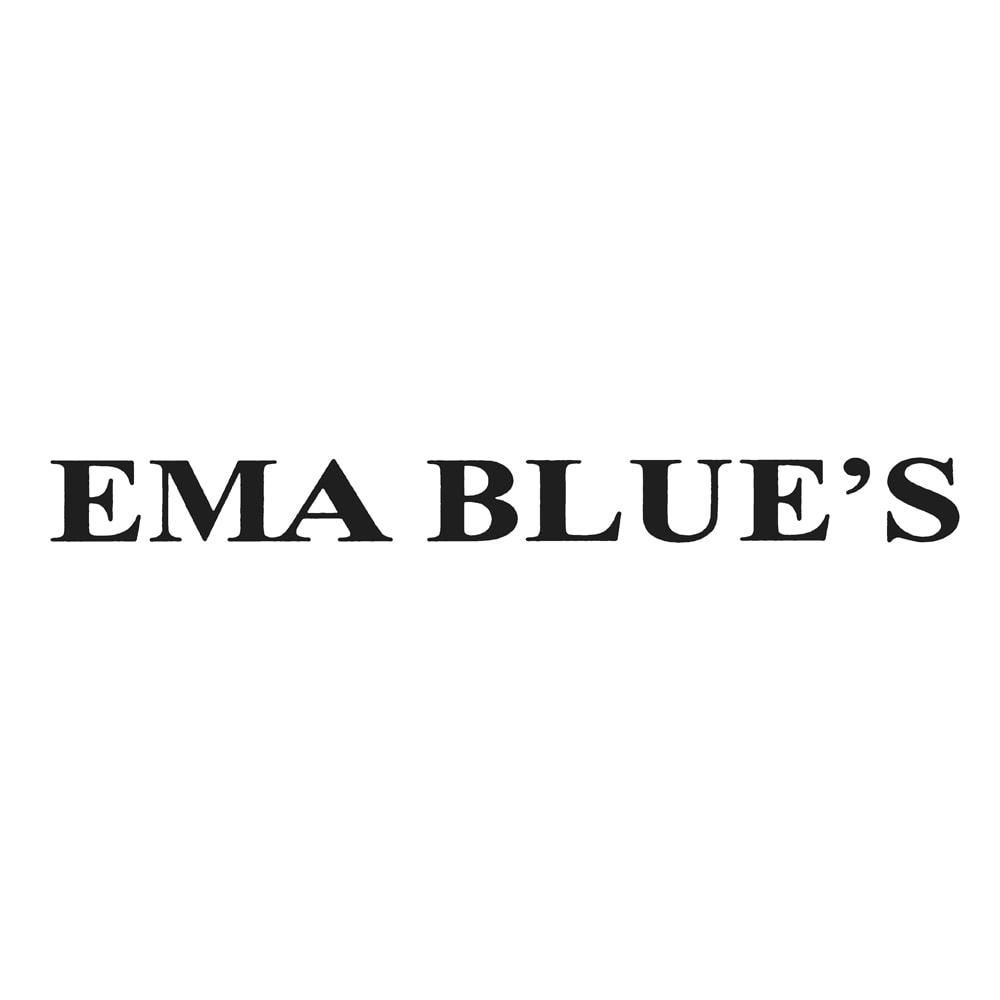 EMA BLUE'S/エマブルー 花柄プリントブラウス(フランス製)