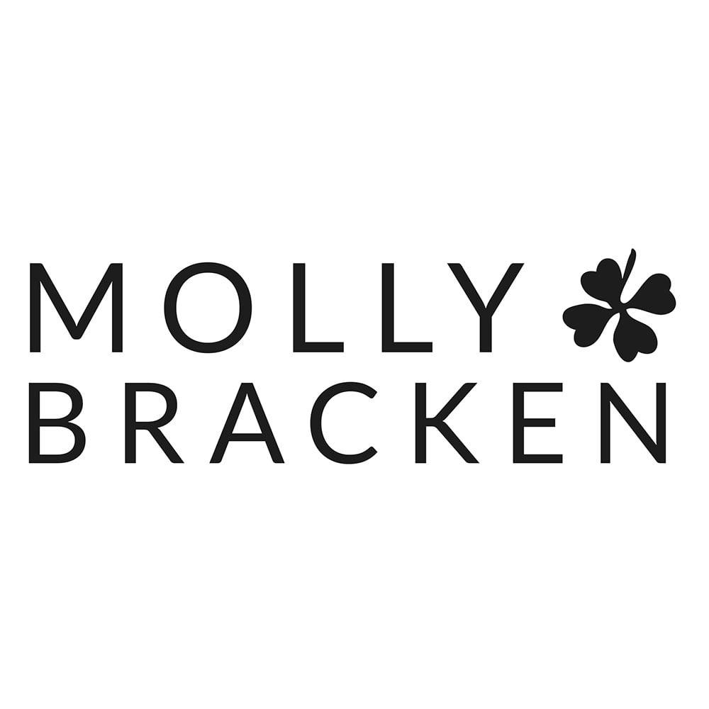 Molly Bracken/モーリーブラッケン 小花柄プリーツブラウス