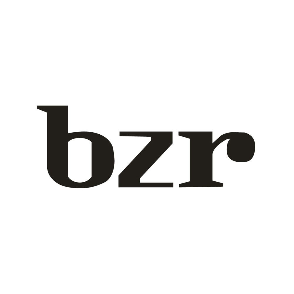 bzr/ビーゼットアール チェック柄 フレアワンピース