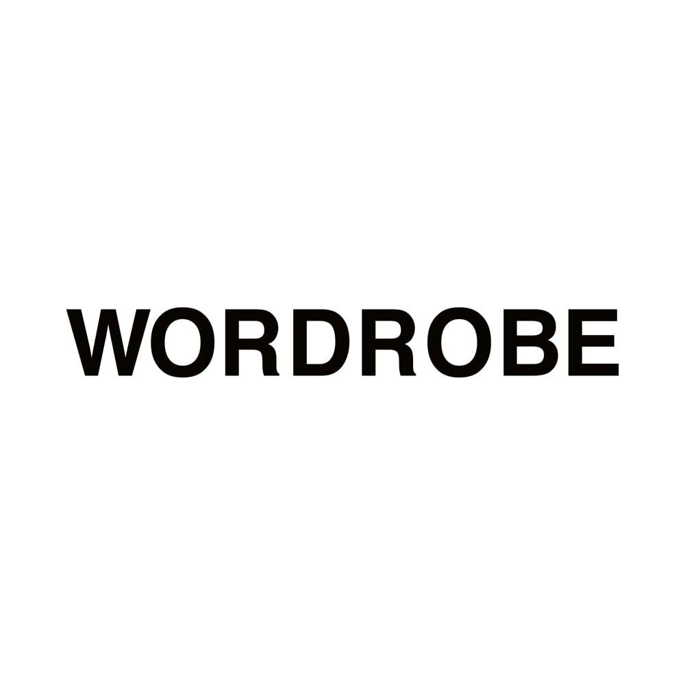 WORDROBE/ワードローブ パンプス柄 Tシャツ