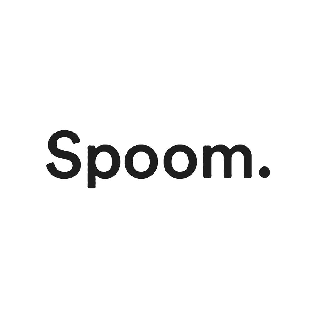 SPOOM/スプーム ビッグカラー ダウンコート