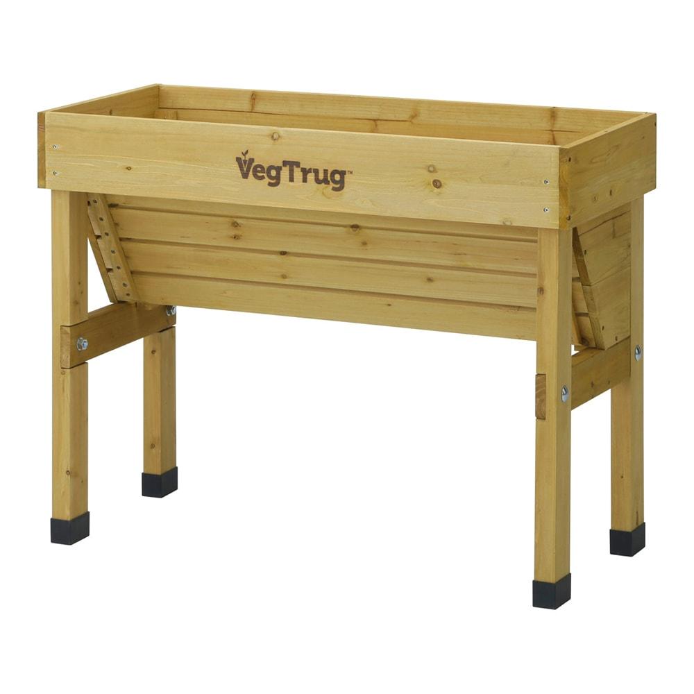 木製菜園プランター ベジトラグ S G60704