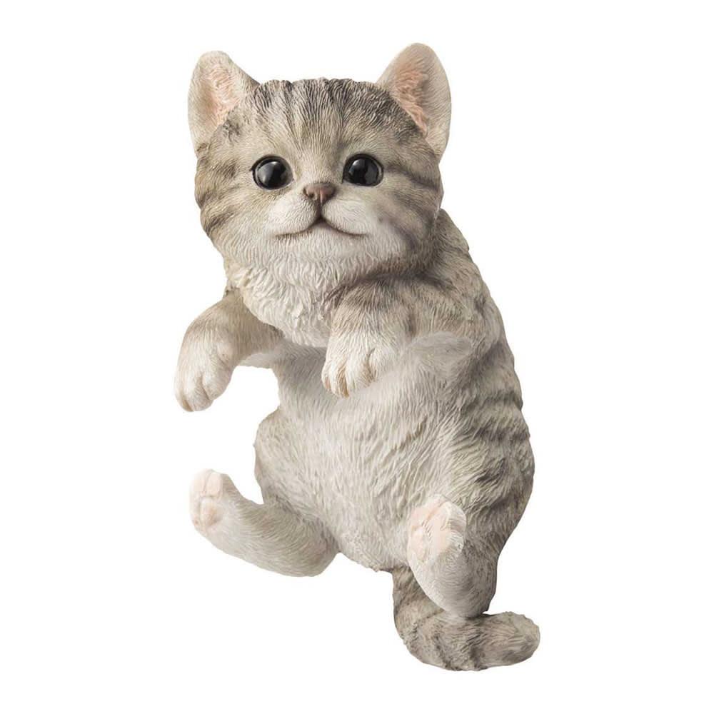 ひっかけ子猫 (イ)グレー