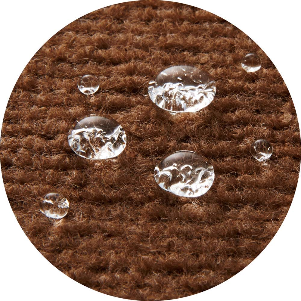 カテキン消臭置くだけタイルマット 約45×45cm 同色10枚組 はっ水機能も!