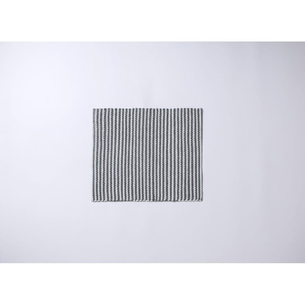 汚れが拭き取れるリバーシブルマット 56×45cm 表面 ※リバーシブルです。