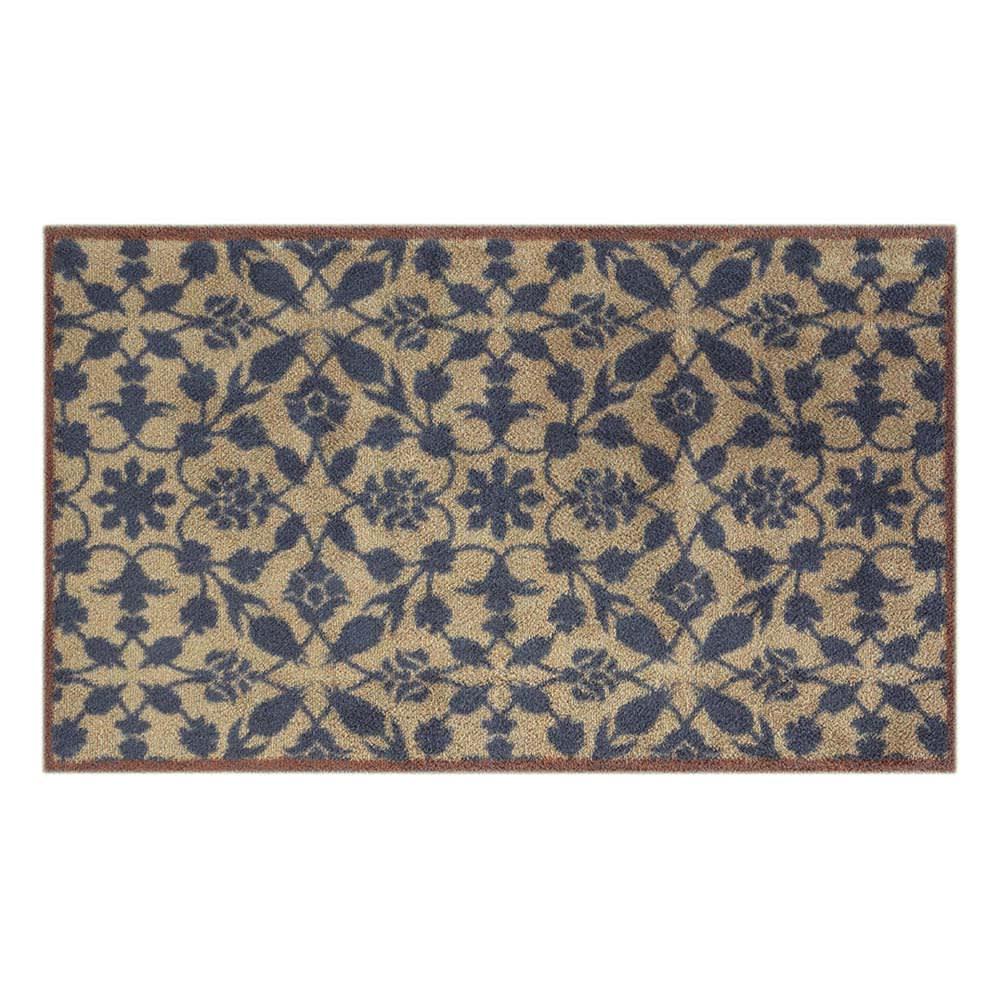 英国タートル社玄関マット 40×60cm 写真は75x120 cm。