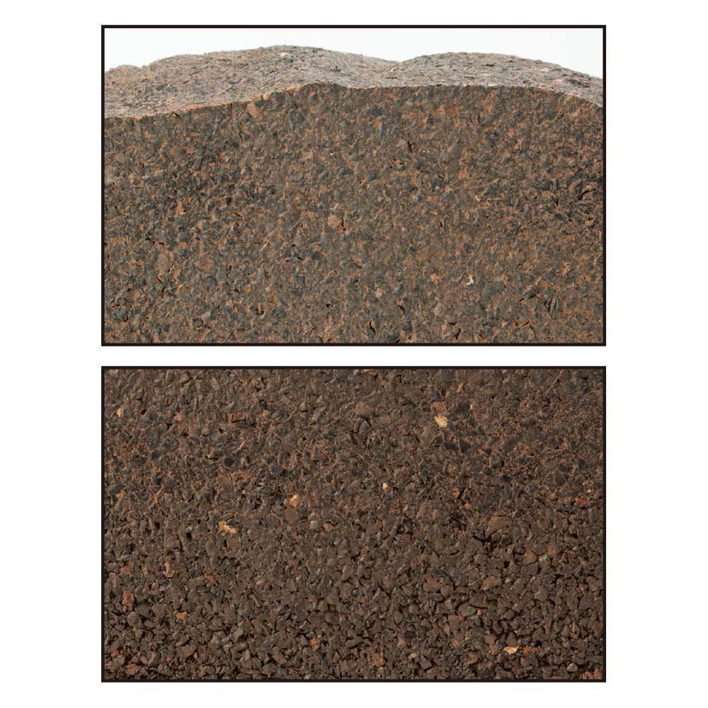 カナダ製ラバーエッジングシリーズ 1段 お得な3個組(幅120cm×3個=360cm分) 1点1点色差が出ることがあります。