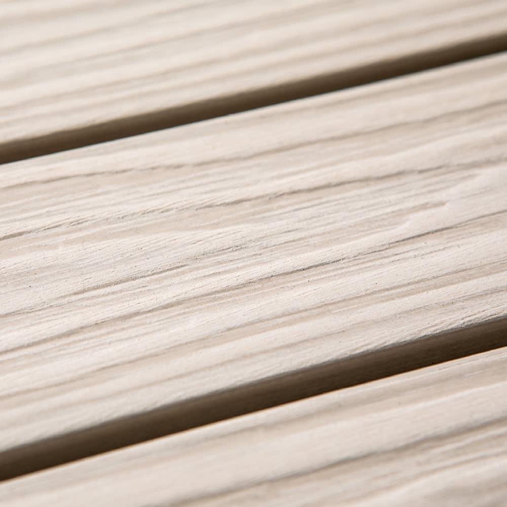 人工木タイルマット9枚セット