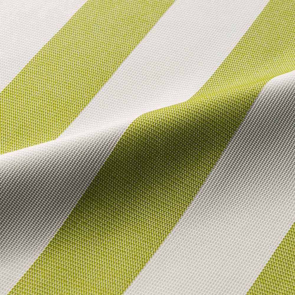 遮熱サンシェード ストライプ 180×180cm グリーン ※今回こちらの色の販売はありません