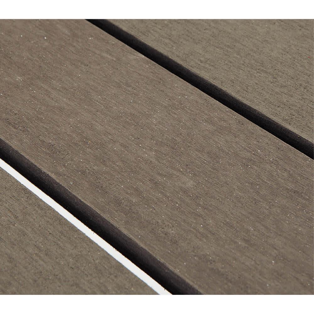 【逆ルーバー】人工木室外機カバー レギュラー ナチュラルな質感と耐久性を兼備する人工木。