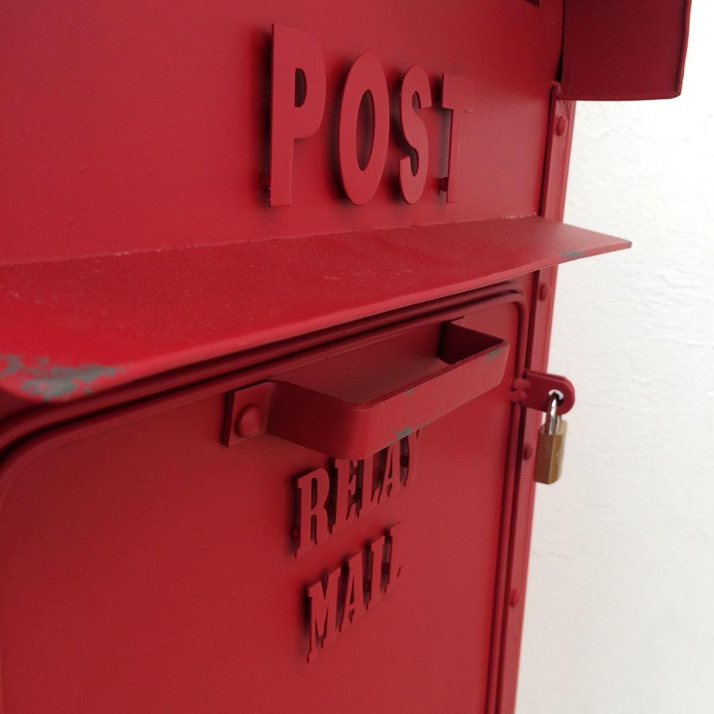 USメールポスト 大型