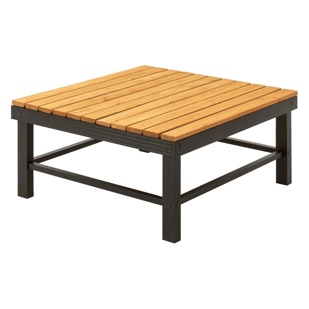 天然木アルミフレームデッキ デッキ単品 G67117