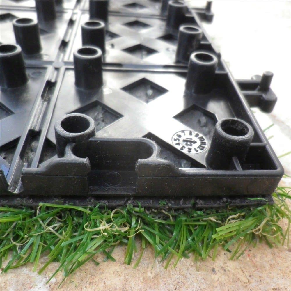 ジョイント式マット 人工芝 お得な30枚組