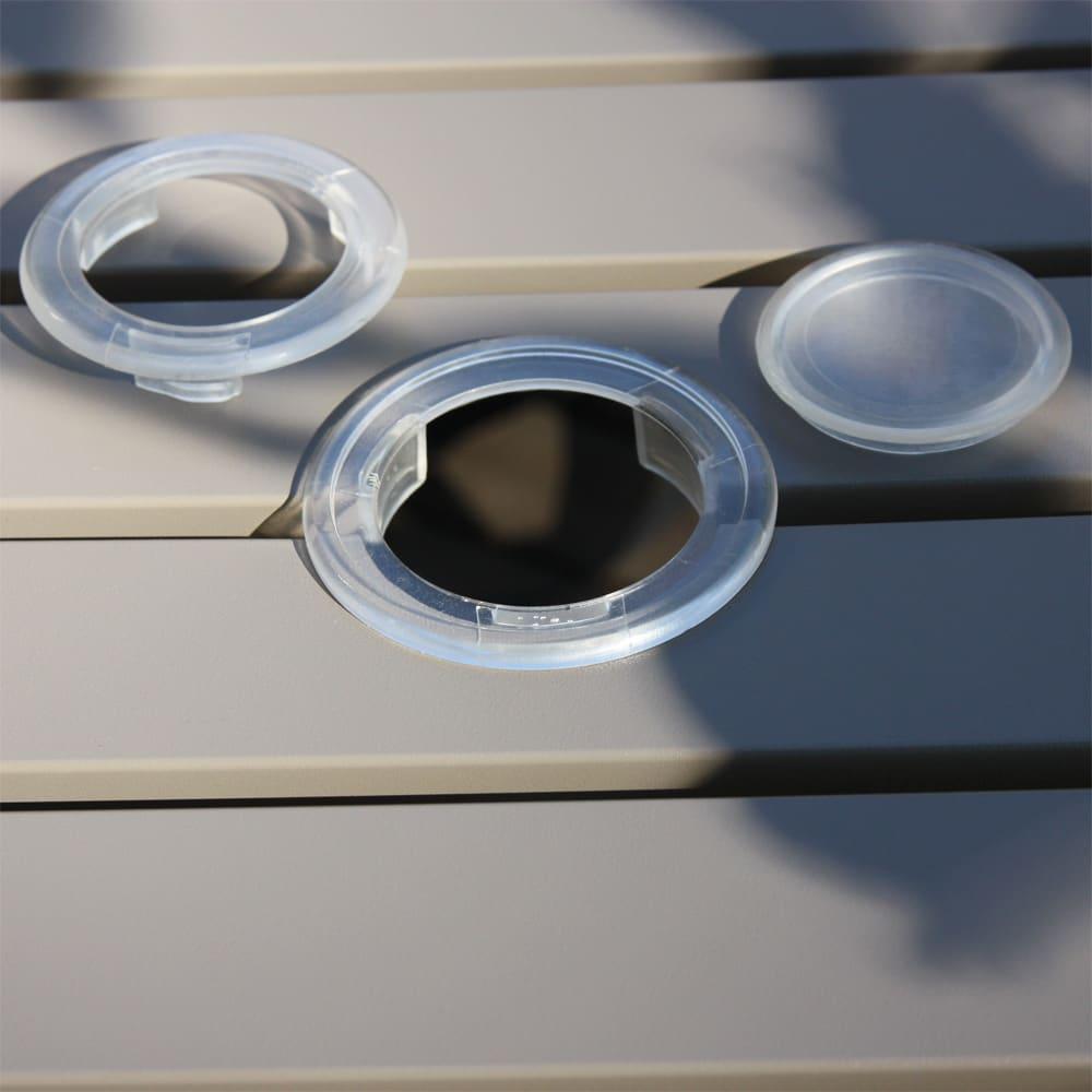 アーバンガーデン 長方形テーブル