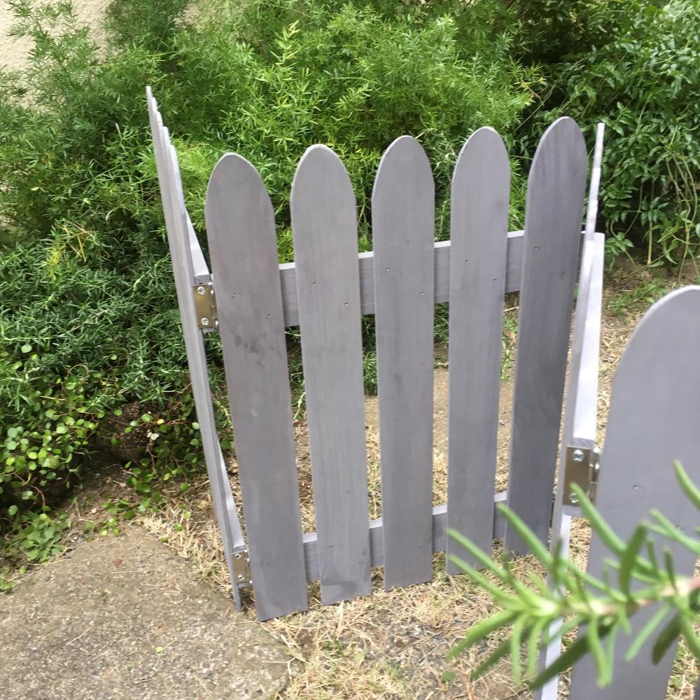 角度調節可能ベランダピケットフェンス