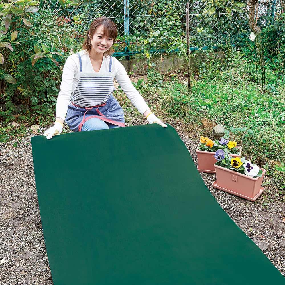 防草シート 4枚組 1枚(1m×5m)の4枚組