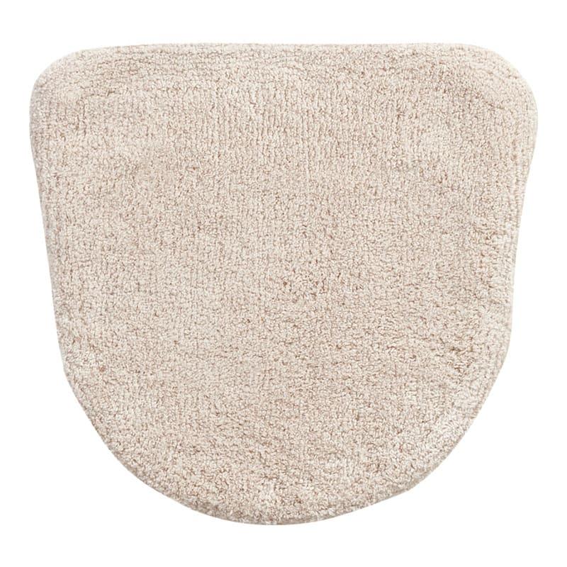 クッショニーフタカバー単品 ホワイト ※お届けはフタカバー単品です。フタカバーとマットは素材が異なるため、多少色目に差異がございます。
