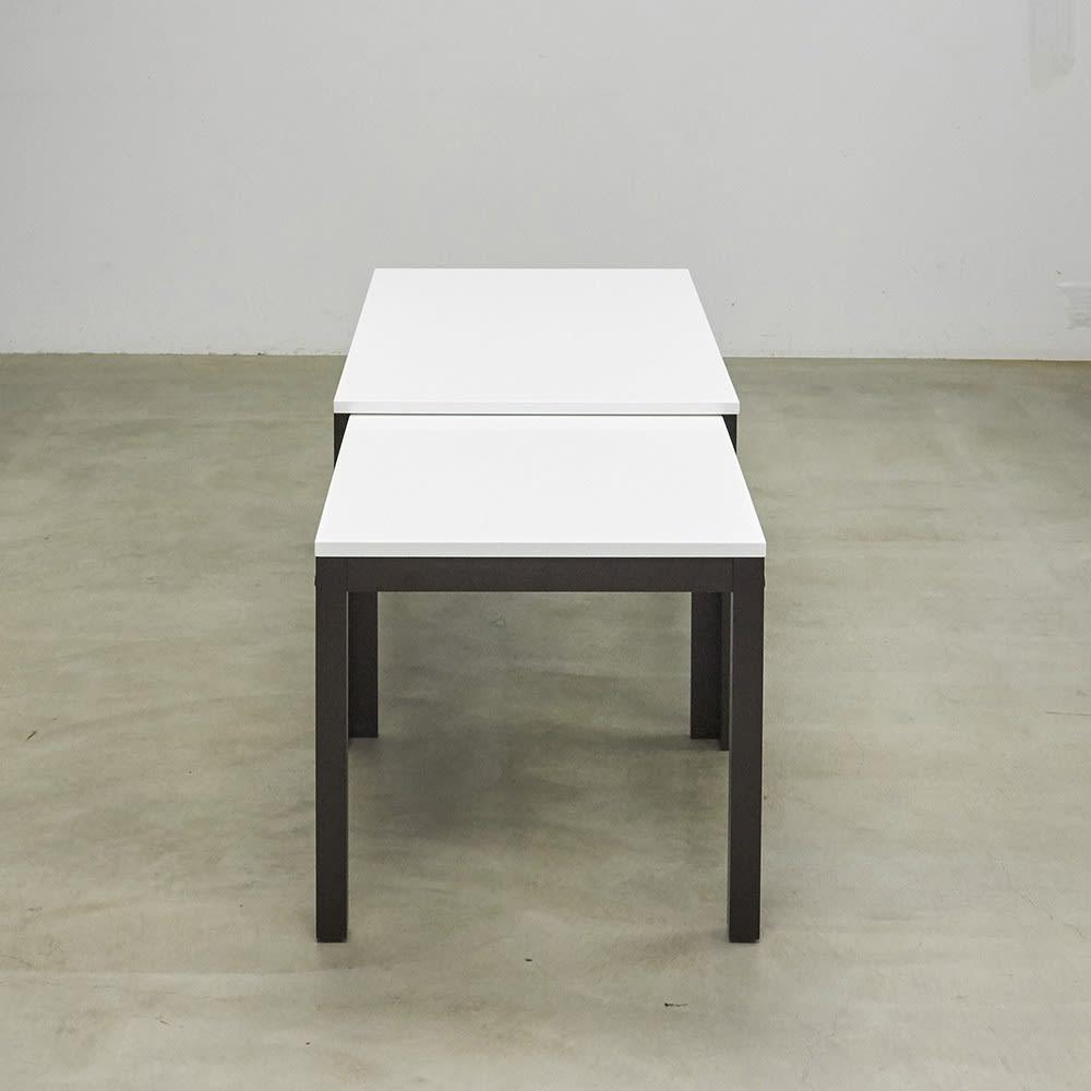 Linna/リンナ 伸長式ダイニングシリーズ 伸長式テーブル 伸長時