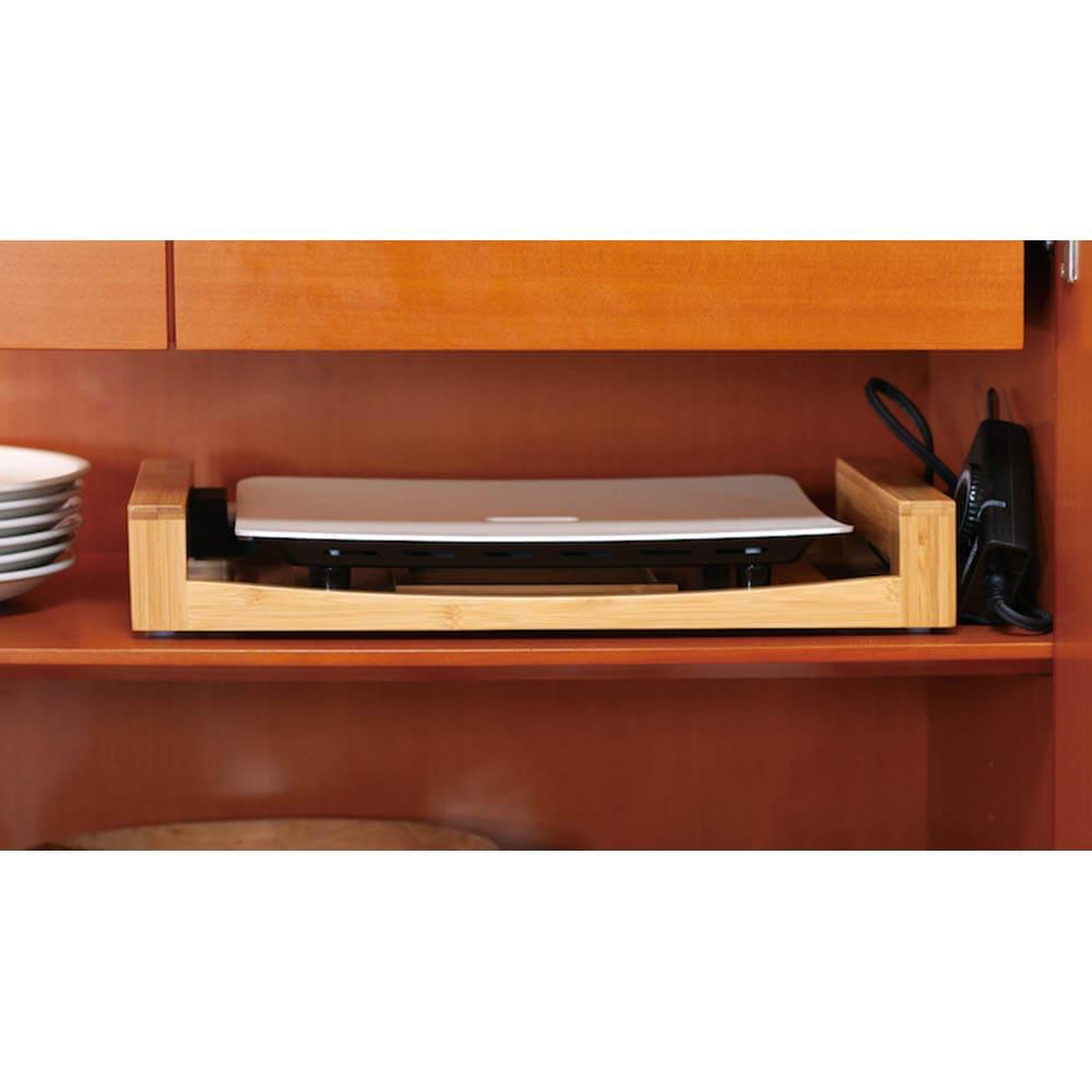 PRINCESS/プリンセス テーブルグリルピュアミニ 食器棚にも入るコンパクト設計。
