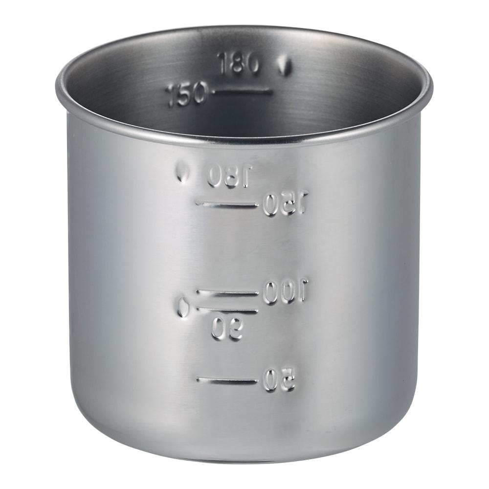 OBAKETSU/オバケツ 檜フタの米びつ 20kg用 計量カップ