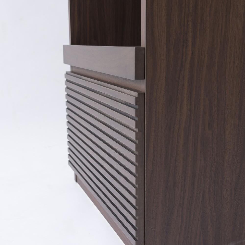 Gulf/ガルフ コンパクトキッチン レンジボード・家電ラック 幅60cm高さ181cm ハイ