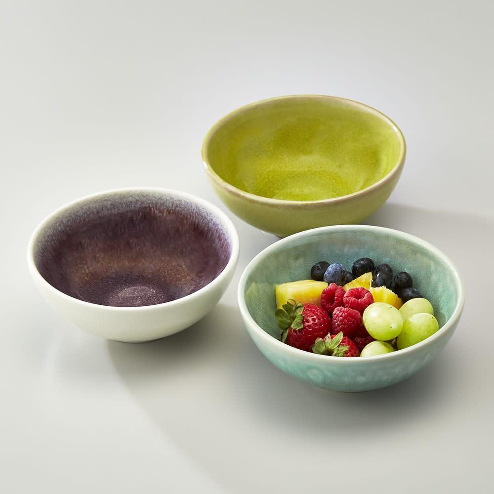 Jars フルーツカップ TOURRON 美しい色づかいでテーブルを華やかに演出するフランス製食器です。