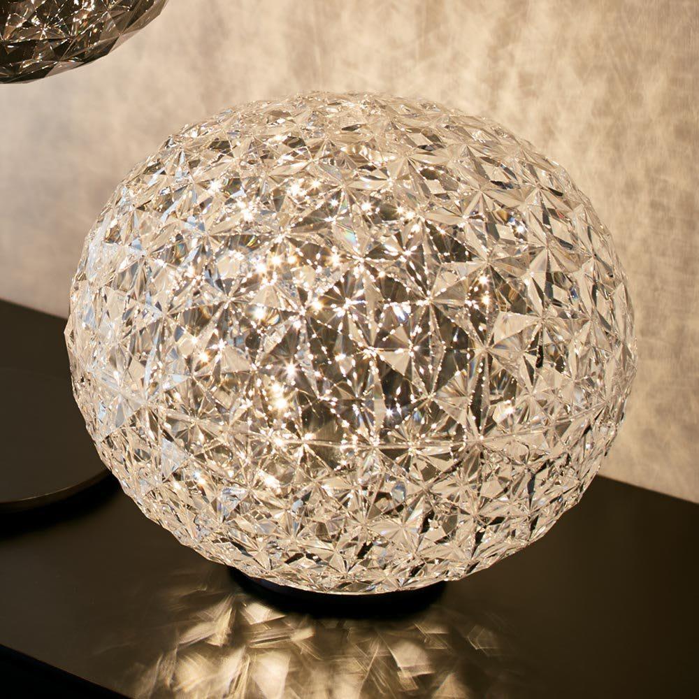 Planet/プラネット ランプ こちらは フロアライト タイプです。(ア)クリスタル