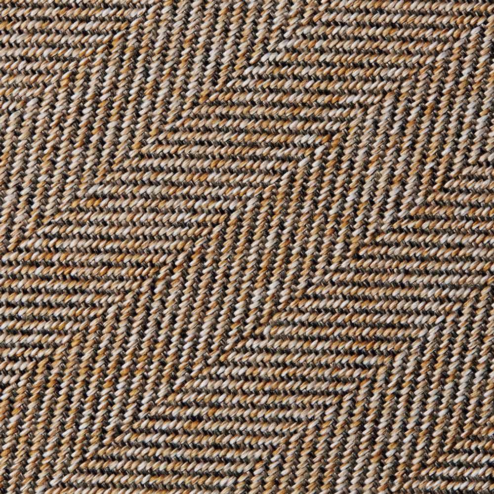 ツイード調ソファベッド 幅188cm [国産] (ア)モカブラウン