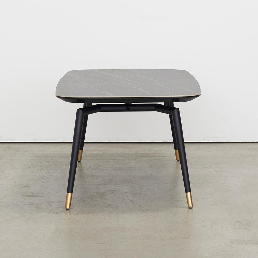 Raamine/ラミネ セラミックトップ・リビングテーブル 縦